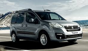 Peugeot Partner Minibus        5 seater