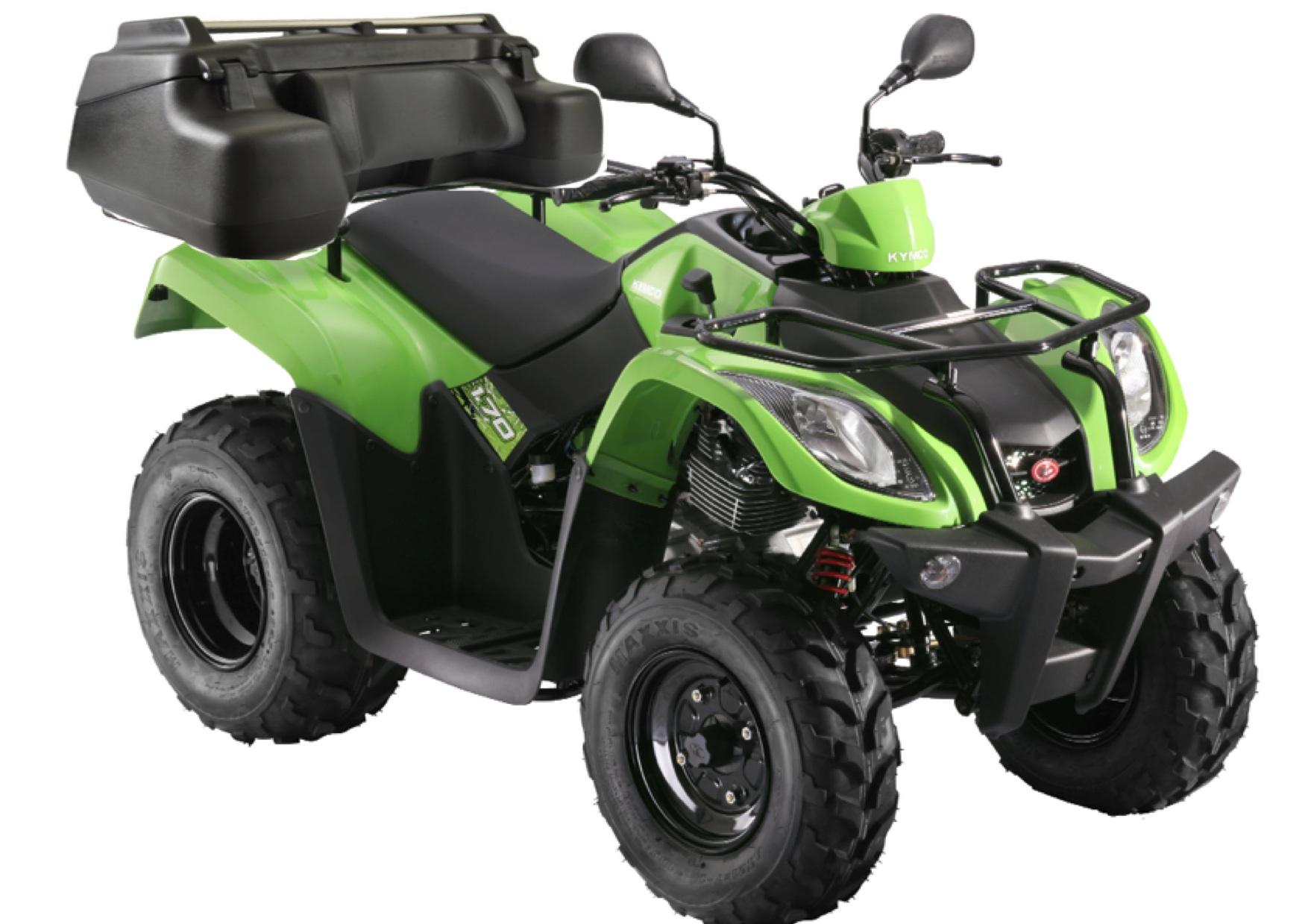 KYMCO QUAD 170 cc 4 wheel