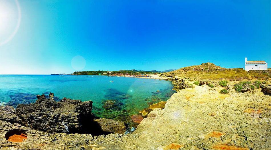 Agios Nikolaos strand bij Vassilikos zante zakynthos