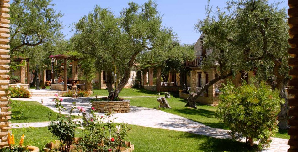 Palio Kaliva – Traditional Stone Villas Zakynthos