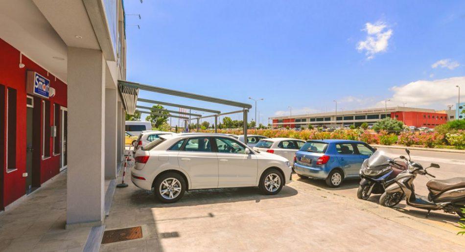 Zakynthos autoverhuur luchthaven