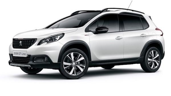 Peugeot 2008 automatic transmission