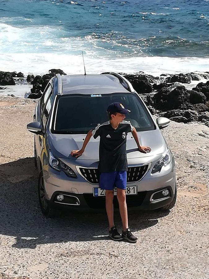 Zakynthos rent a SUV automatic