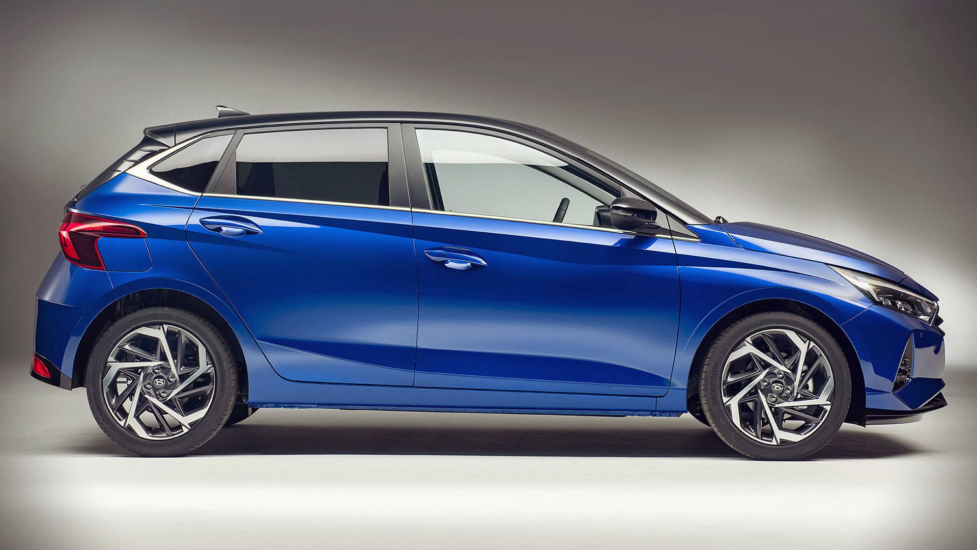 Hyundai i20 / 2021