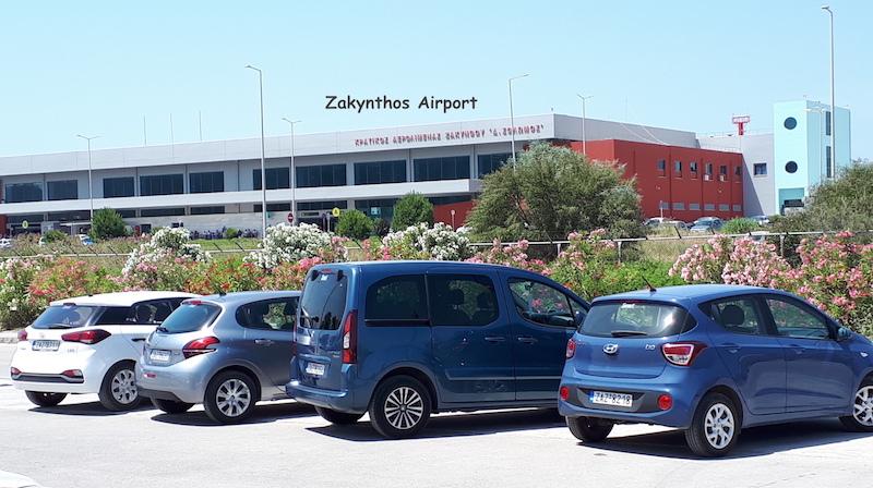 Zakynthos Airport facilities