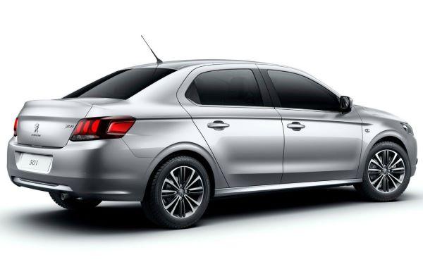 Peugeot 301 DIESEL / 2021